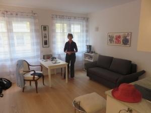 Apartment in Schwabing