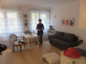 Apartment in Schwabing