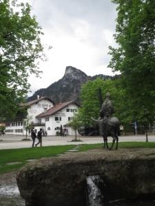 Oberammergau crucifixes