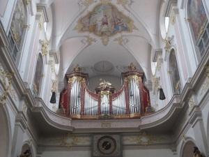 Organ gallery Sankt Petrus