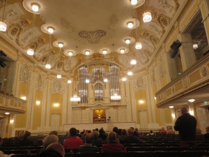 Grosse Saal, Stiftung Mozarteum