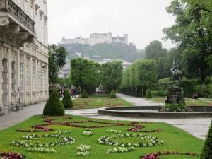 Schloss Mirabel gardens