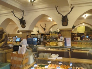 Dallmeyr food hall
