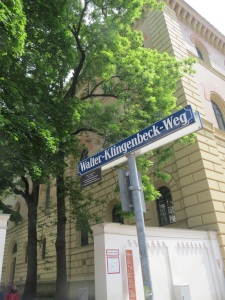 Walter Klingenbeck Way