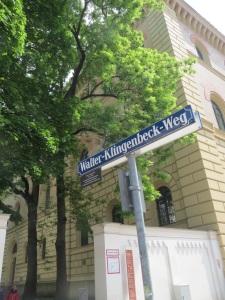 Walter Klingenbeck Way