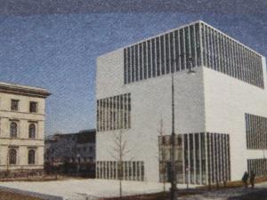 NS-Dokumentationszentrum  In Brienner Str 34