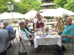 Lunch in the Englischer Garten