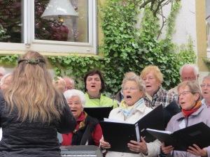 Borgholzhausen Chor