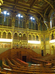 Previous Upper House Chamber