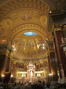 Szvent Istvan's Basilica