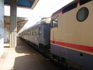 Train to Mostar
