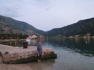Evening lights in Kotor