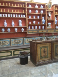 Pharmacy in the Brothers Minor Monastery