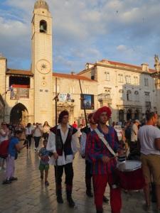 Medieval singers