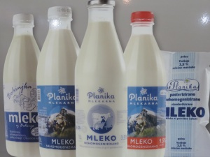 Produce from Planika Kobarid