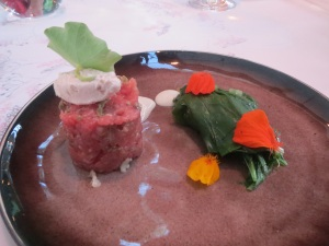 Kobarid cuisine