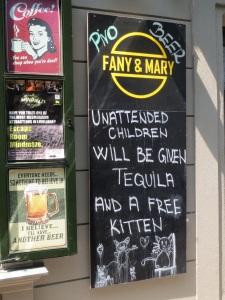 The wonderful Slovenian sense of humour