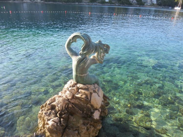 Mermaid at Brno