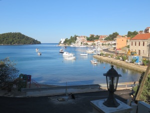 Brna harbour
