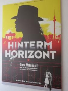 Hinterm Horizont poster
