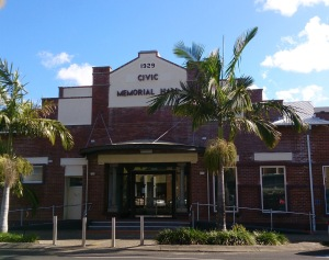 Mullumbimby Civic Hall