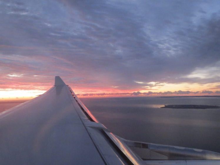 Dawn over Moreton Bay