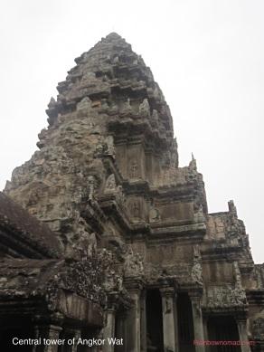 Central tower, Angkor Wat