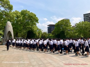 Children's Memorial, Hiroshima