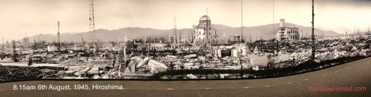 Hiroshima 6 August, 1945