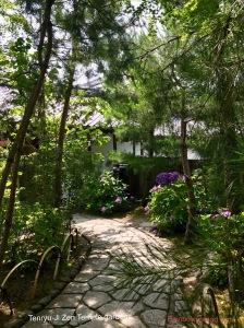 Tenryu-Ji Buddhist Temple Gardens