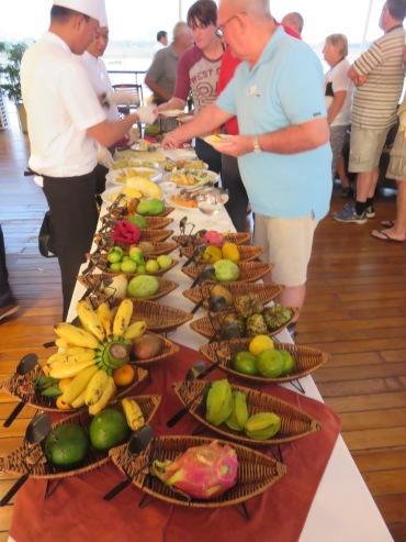 Fruit platter APT