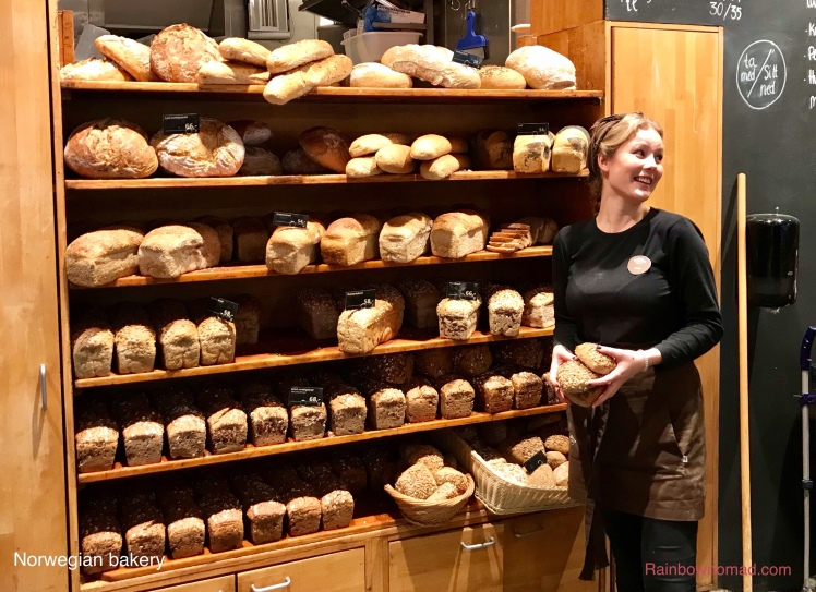 Norwegian bakery, Bergen
