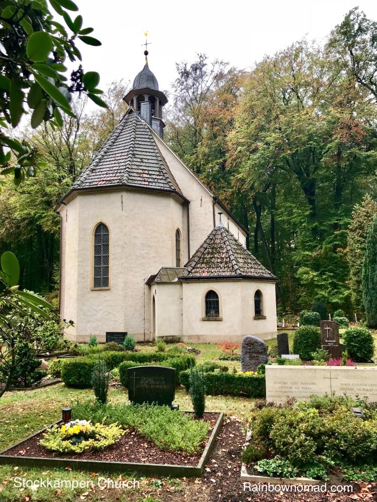 Stockkampen church
