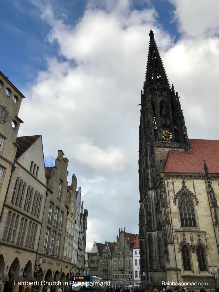 Lamberti Church Prinzipalmarkt