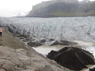 Myrdalsjokyll Glacier