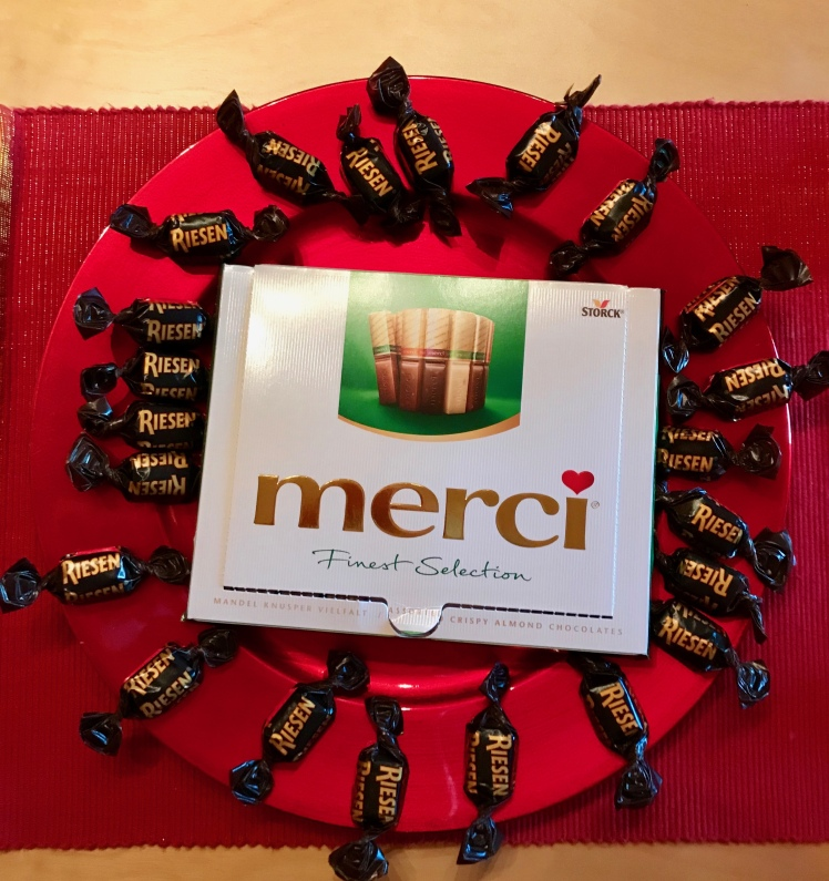 Chocolate from Storck