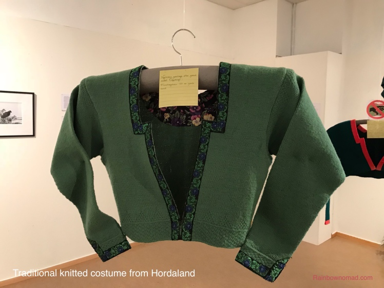 Handcrafted costumes from Hordaland