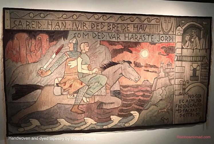 Tapestries by Ragna Bleivik