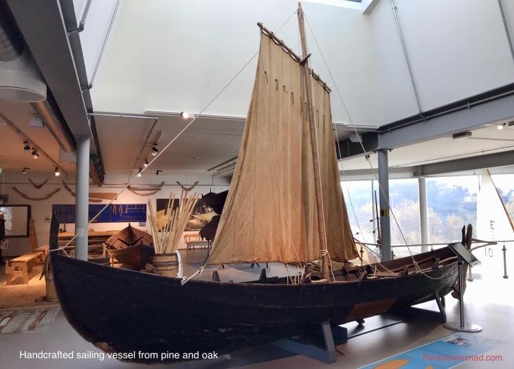 Boat Hall, Hordamuseet