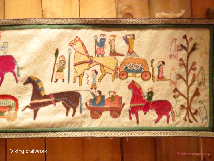 Viking craftwork