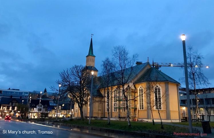 St Mary's Church, Tromso