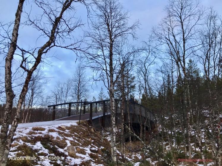 Aurora Walk, Saariselka