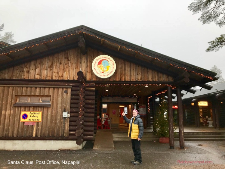 Santa Claus' Village Post Office