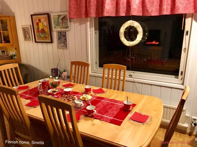 Finnish home, Sinettä