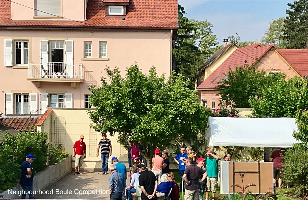 Neighbourhood Boule competition, Molsheim