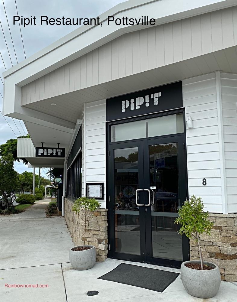 Pipit Restaurant Pottsville